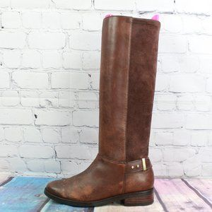COLE HAAN Adler Over the Knee Riding Boots Size 5